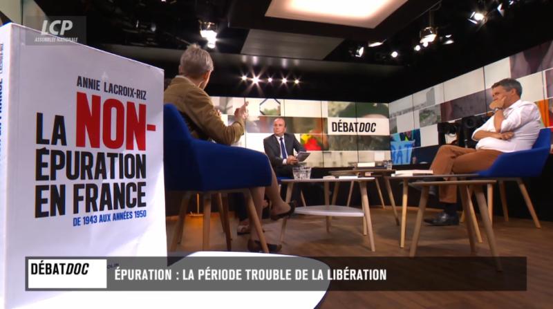 Epuration : la période trouble de la Libération, le débat sur LCP