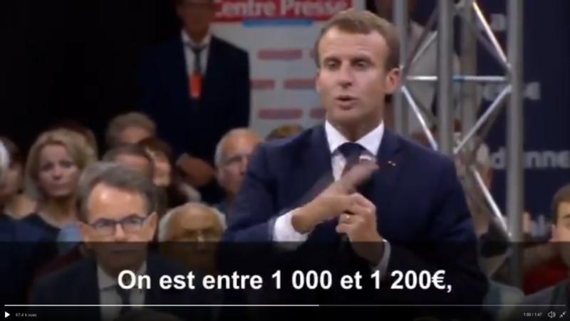 Macron, un président « déconnant » et inquiétant qui attaque les enseignants !