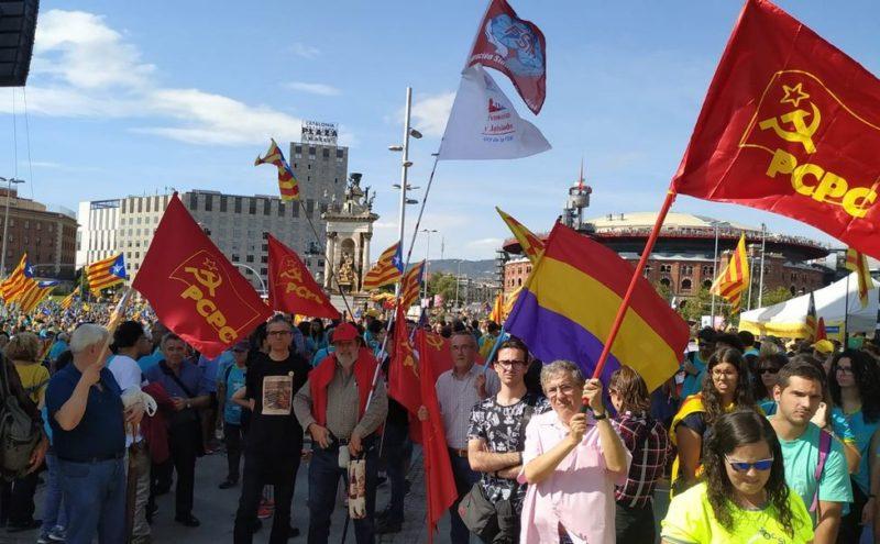 Catalogne : point de vue d'un militant CGT.