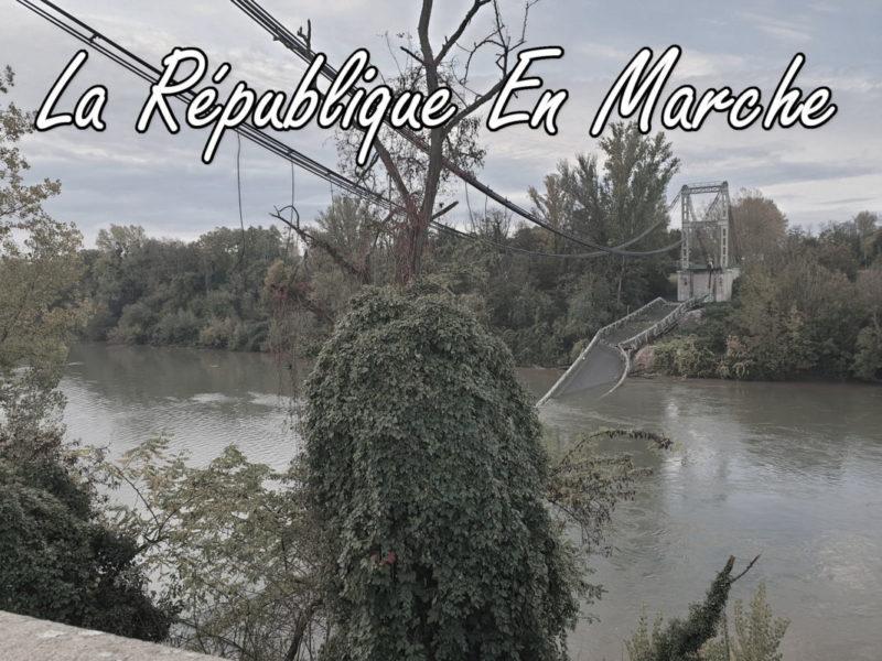 L'effondrement du pont de Mirepoix résultat de la liquidation du ministère de l'Equipement et de l'Ecologie ?