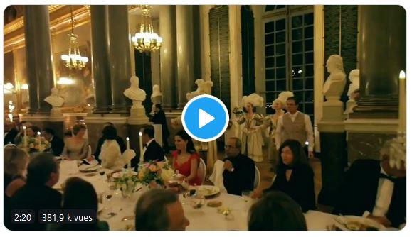 Vidéo à Versailles : voilà comment le patronat de Renault se repaissait de l'exploitation des ouvriers !