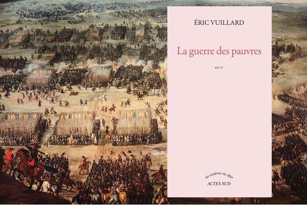 Livre : La guerre des pauvres – Eric Vuillard