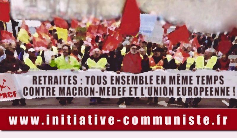 Grève générale et lutte des classes du 5 décembre 2019 : hantise et haine du Capital et de ses chien(ne)s de garde !