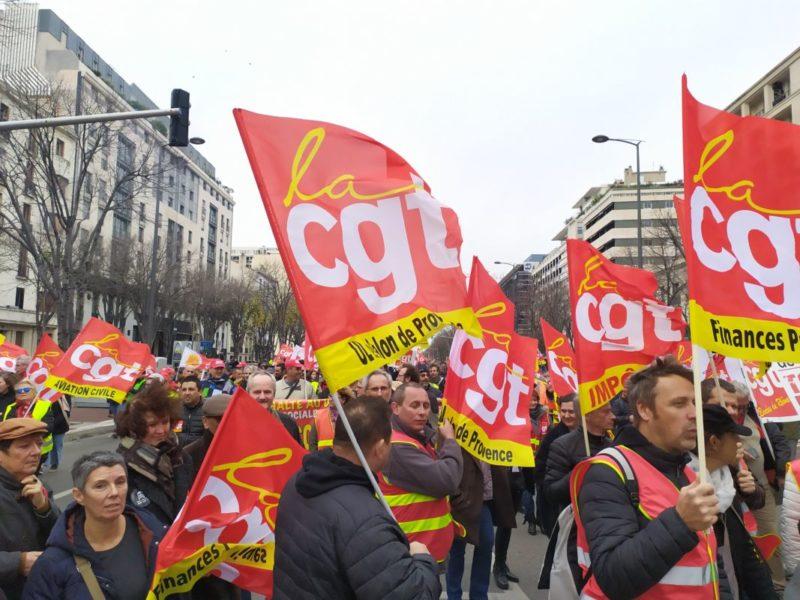 """""""Le prix que paient les travailleurs aux politiques austéritaires et plans de rigueur impulsés et coordonnés par l'UE et mis en œuvre par les gouvernement nécessite une CGT à l'offensive"""" – les mots fermes de la puissante UD CGT 13."""