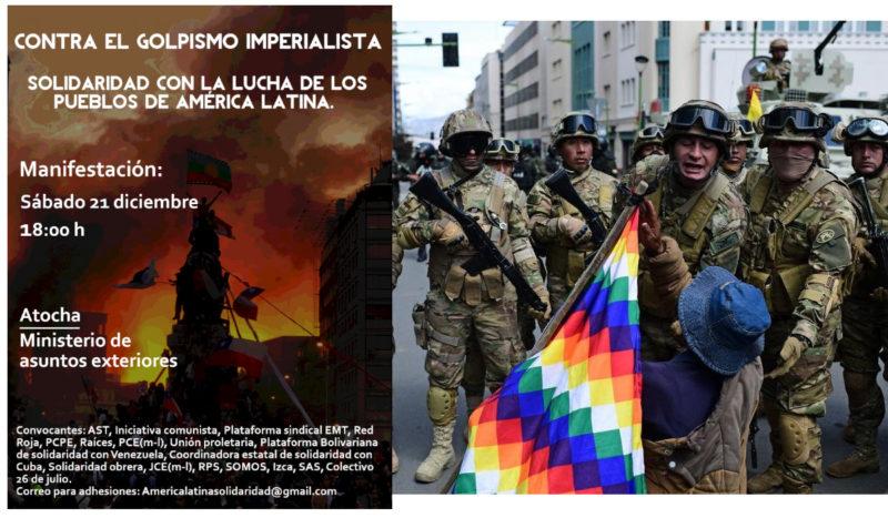 Les veines latino-américaines saignent à nouveau ! par Angeles Maestro