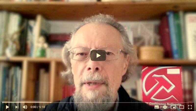 #Vidéo #COVID-19 Solidarité et révolution contre la mondialisation capitaliste qui menace l'Humanité.