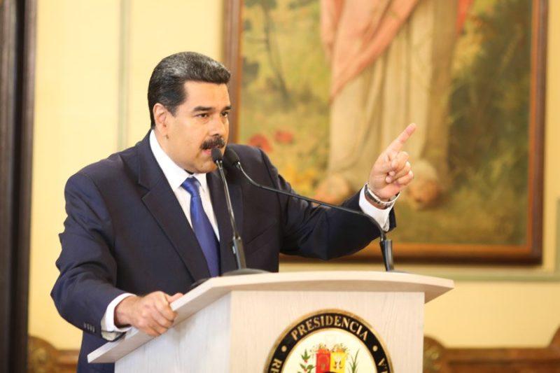 #COP25 Sauvons l'Humanité, l'appel de Nicolas Maduro !