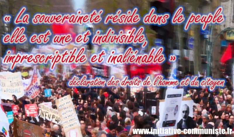 Ni union des euro-gauches, ni fourre-tout pseudo-« souverainiste », FREXIT PROGRESSISTE !…