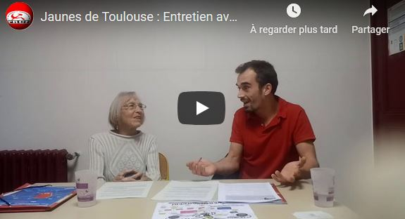 Jaunes de Toulouse : entretien avec Reno Shira ! #GiletsJaunes