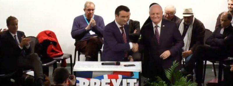 Union des deux rives, confusionnisme sans rivage ! Les impasses politiques de François Asselineau .