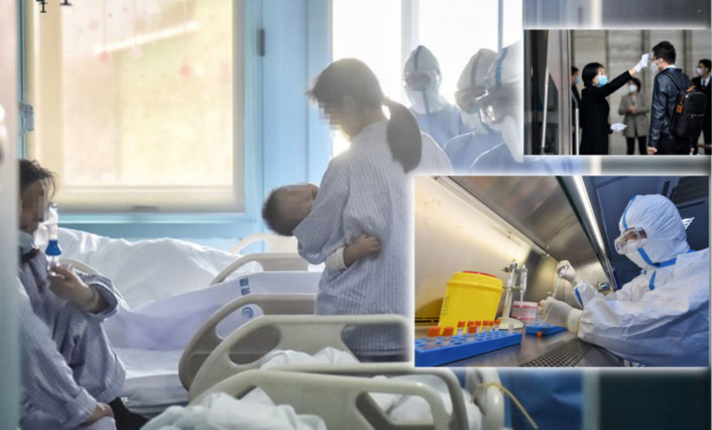 La Chine combat le coronavirus sur fond de campagne médiatique raciste et anticommuniste !