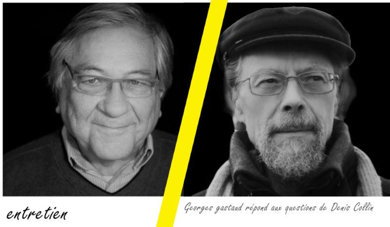 """Georges Gastaud (PRCF) répond aux questions de Denis Collin, philosophe, animateur de """"la Sociale"""""""