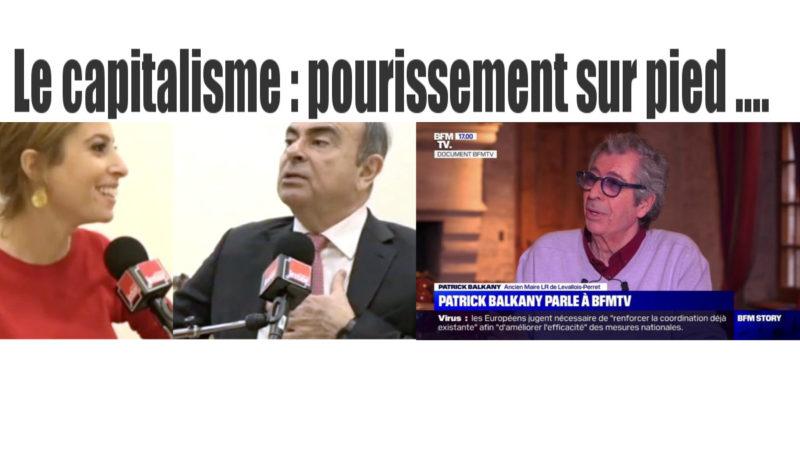 De Ghosn à  Balkany en passant par Griveaux : le pourrissement sur pied – par Floréal