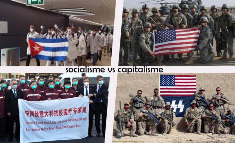 A propos de la confrontation des Etats-Unis contre la Chine : L'Aigle et le Dragon – par Bruno Guigue.