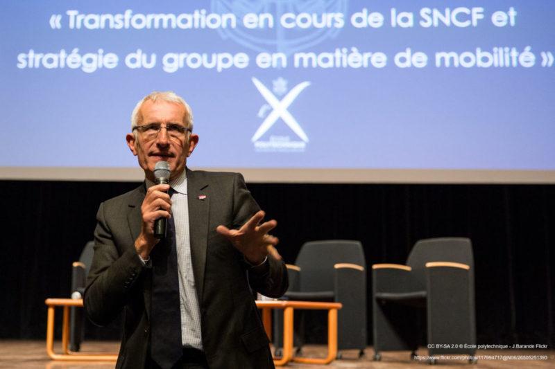Qu'est devenu M. Pépy, ancien Président de la SNCF ? il roule pour Lagardère !