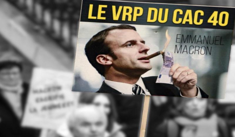 Macron capitule face au Diktat du MEDEF et de l'UE : les « nouveaux Jours heureux » se feront sans et contre eux ! #Macron20h02 #COVID2019