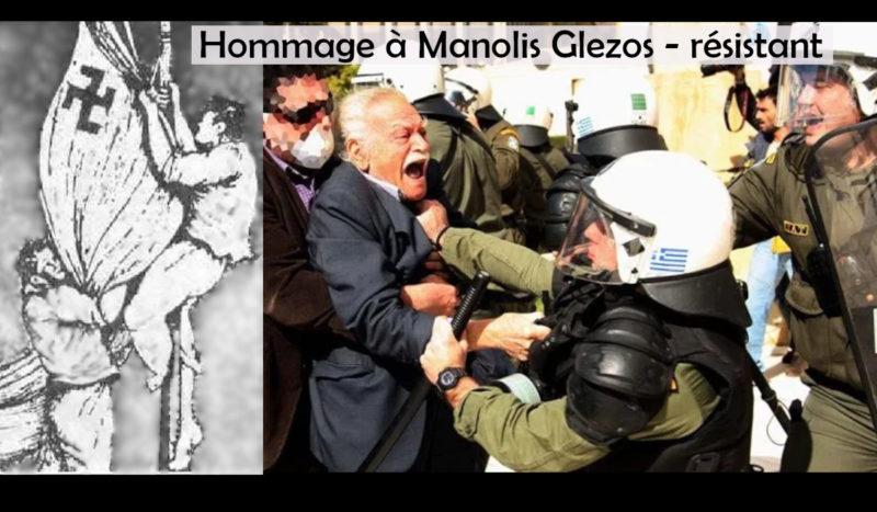 Hommage à Manólis Glézos !