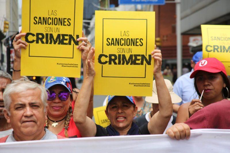 Le FMI bloque les financements demandés par le Venezuela pour faire face au #Coronavirus.