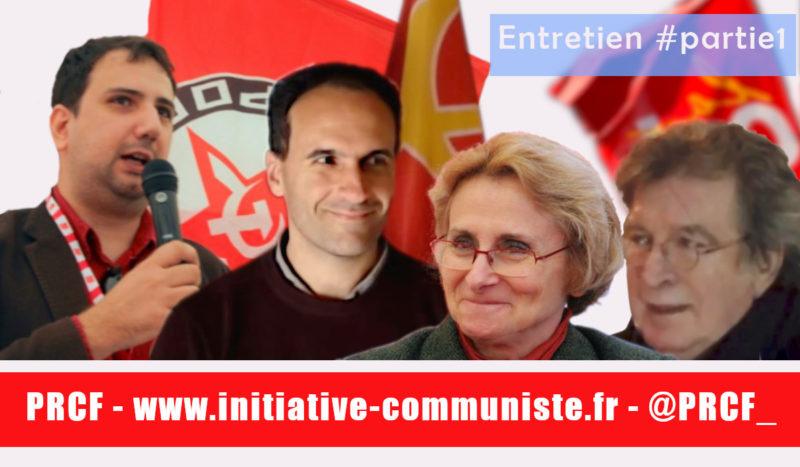 Crise du #COVID-19 : Entretien croisé avec Alessio Arena (Fronte Popolare Italie), Annie Lacroix-Riz, Jean-Pierre Page et Fadi Kassem [Partie 1]