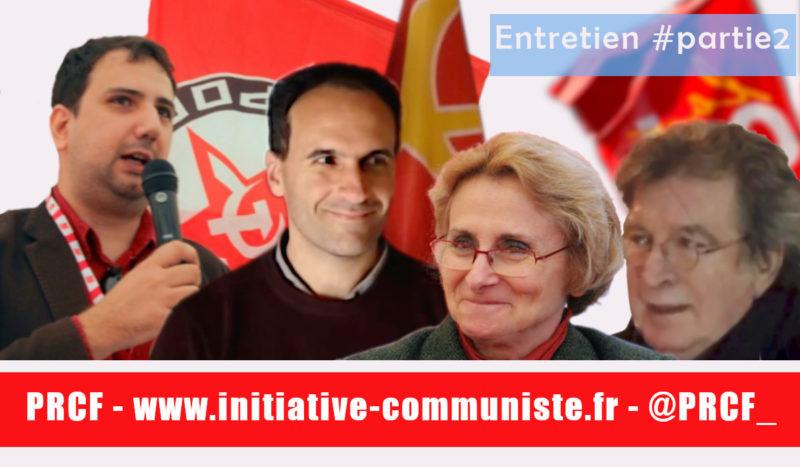 Crise du #COVID-19 : Entretien croisé avec Alessio Arena (Fronte Popolare Italie), Annie Lacroix-Riz, Jean-Pierre Page et Fadi Kassem [Partie 2]
