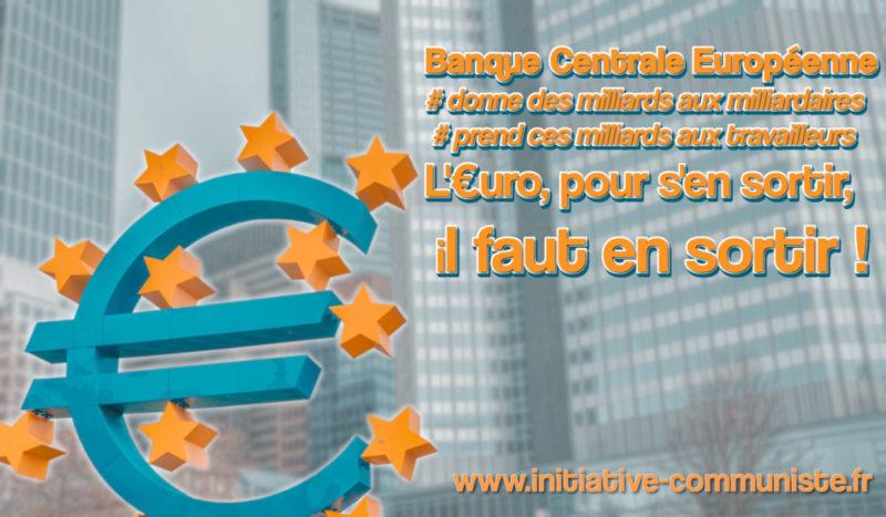 Les gouverneurs de la BCE servent leurs intérêts, celui du Capital, spéculant contre les peuples.