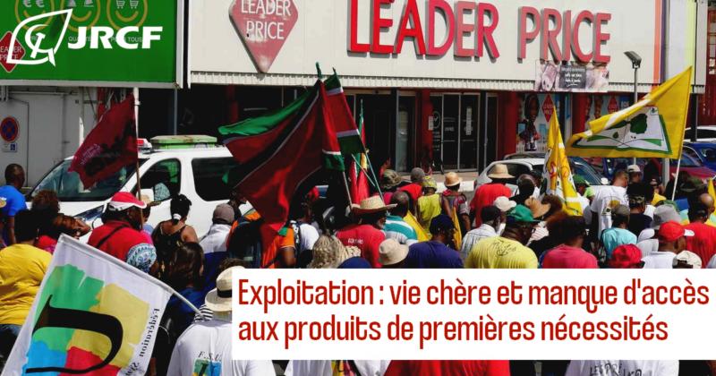 Guadeloupe : Vie chère, pénurie et intoxication au Chlordécone [Dossier spécial : La France et le système colonial – l'exemple des Antilles françaises 2/3]