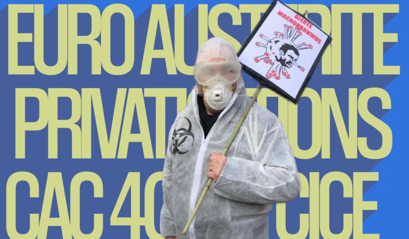 #COVID-19 : la maladie auto-immune dont souffre le système sanitaire français se nomme euro-mondialisation capitaliste