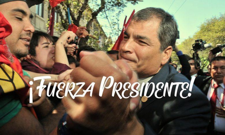 Équateur : Rafael Correa condamné à huit ans de prison, ou la vengeance des corrompus néolibéraux.