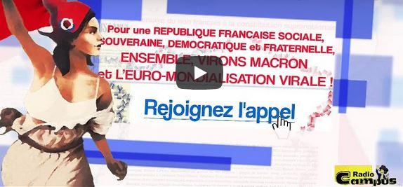 Rejoignez les 1000 qui, gilets jaunes, syndicalistes, artistes, appellent ensemble à une République Française sociale, souveraine, démocratique et fraternelle !