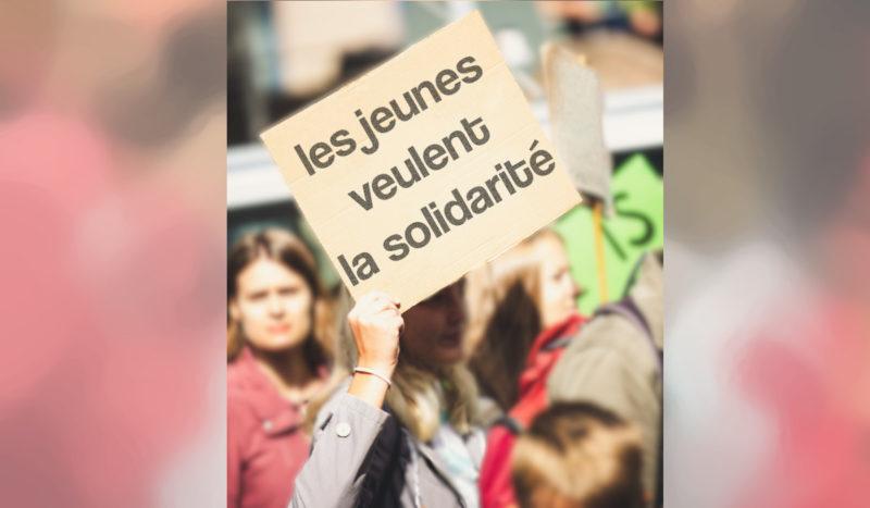 Une jeunesse solidaire, malgré la répression et le Covid-19. #JRCF