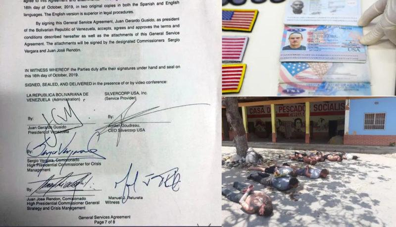 #OperationGedeon Le Venezuela inflige une baie des cochons à l'impérialisme US !