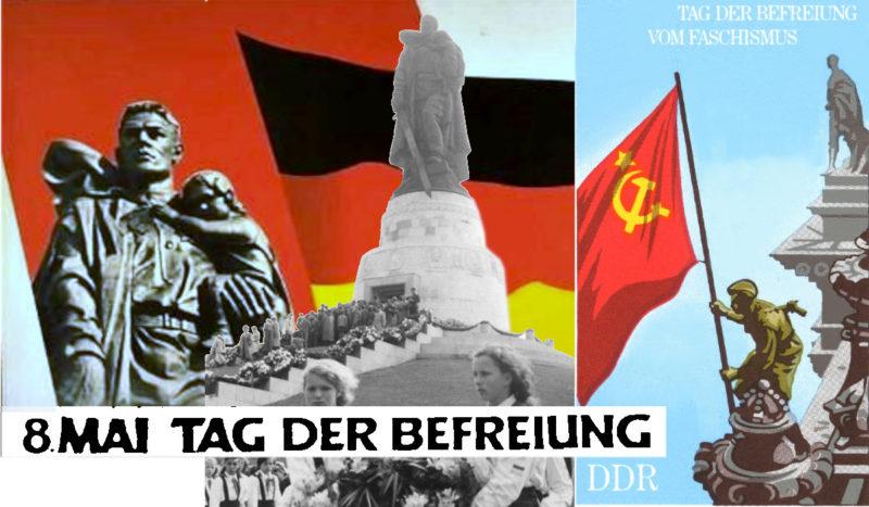 """Le 8/9 mai est bien plus que la """"fin de la guerre"""". Réaction de nos camarades allemands."""