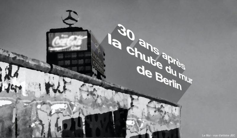 Le dossier spécial sur la chute du mur de Berlin par les JRCF.