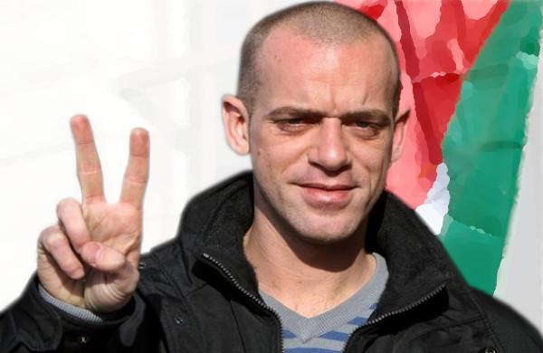 Les JRCF appellent à la solidarité avec Salah Hamouri, militant de la cause palestienne.