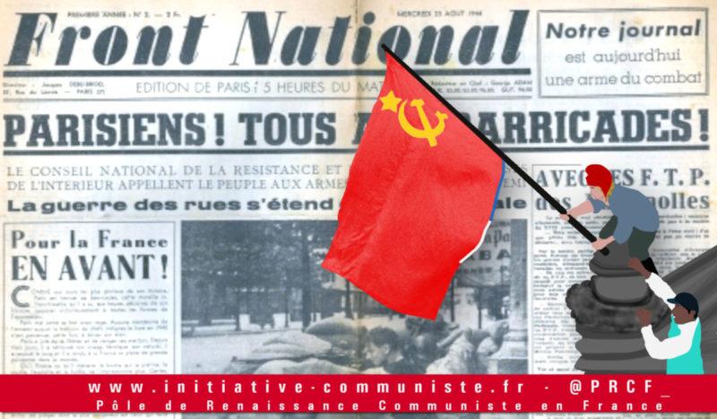 Les libérateurs au drapeau rouge – par Bruno Guigue