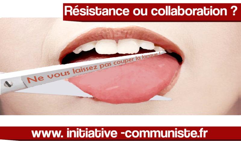 Pas une seule voix pour lady Pécresse, candidate L.R. aux régionales franciliennes, et ennemie acharnée de la langue française !