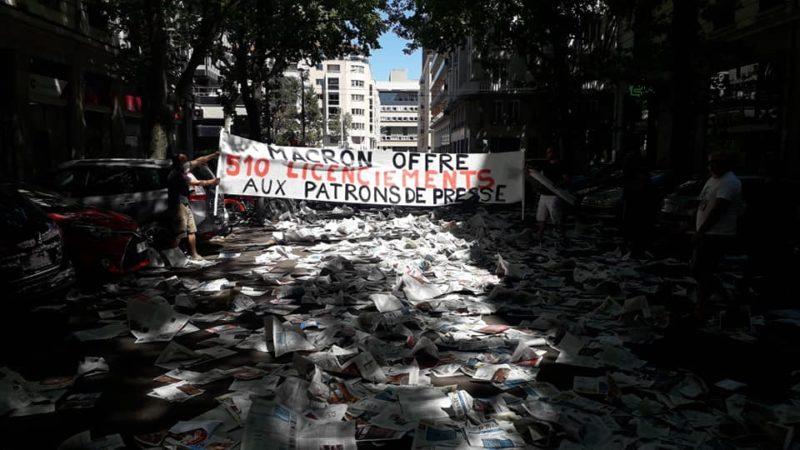 Presstalis : une coopérative pour sauver la distribution des journaux ?