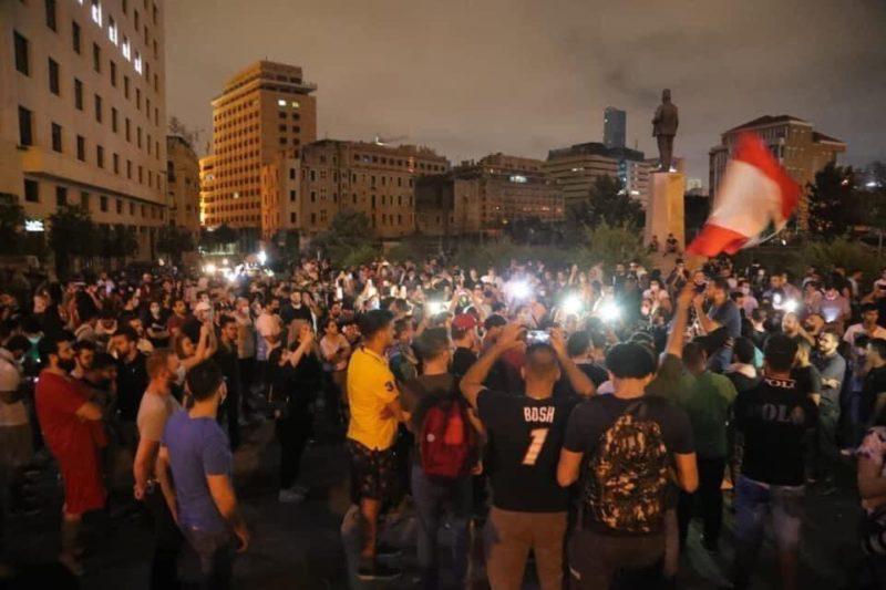 Liban : Le gouvernement de Hassan Diab KO.