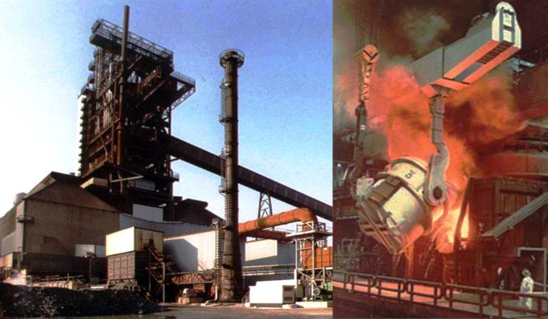 Arcelor Mittal menace de fermer l'acierie stratégique de Fos sur Mer : tous mobilisés avec les sidérurgistes.