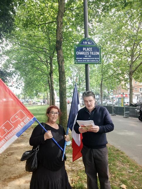 Appel du 17 juin 1940 : les communistes toujours à l'avant-garde, premiers à appeler et à organiser la résistance sur le sol de France.