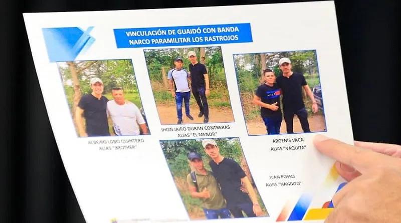 """Le putschiste Guaido caché dans l'ambassade de France au Venezuela : """"Abaissement de la France devant l'Empire yankee, mépris pour le droit international et la Charte de l'ONU""""."""