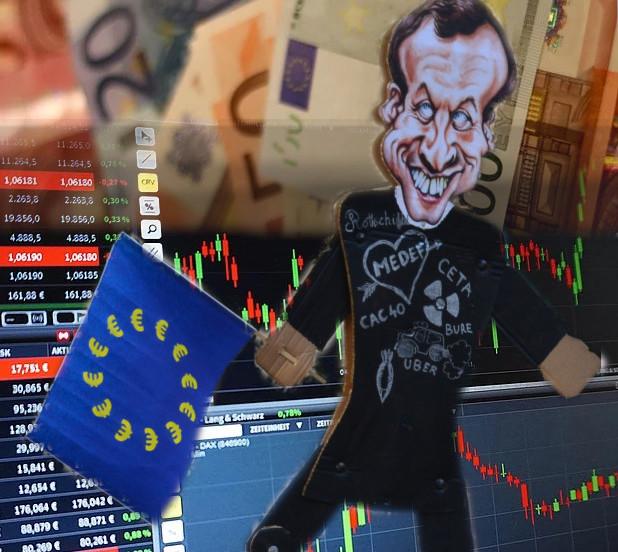 Subventions d'État au grand Capital licencieur, ou le scandale permanent du capitalisme monopoliste d'État à l'heure de la construction européenne