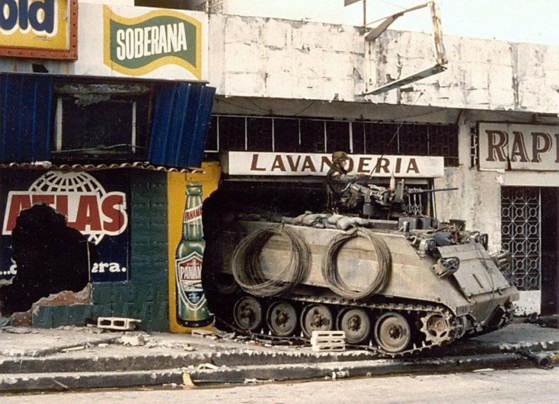 Pendant que se déchaînait la propagande sur Tian'anmen, les USA massacraient le Panama !