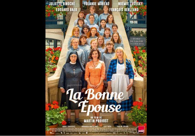 Cinéma : La bonne épouse, comédie féministe, drôle, émouvante.