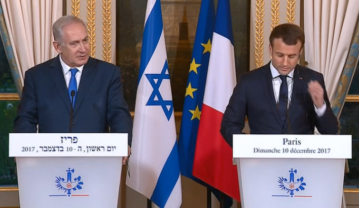 Impunité totale pour Israël, alignement coupable de la France !