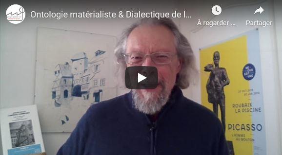 Ontologie matérialiste & Dialectique de la Nature …