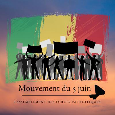 MALI : le M5-RFP se démarque du document produit lors des journées pour la Transition au Mali et relève la volonté d'accaparement et de confiscation du pouvoir au profit du CNSP !