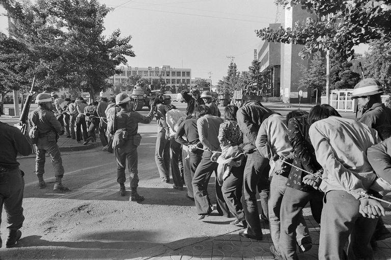 Que s'est-il passé entre le 18 et le 27 mai 1980 en Corée du Sud et à Gwangju en particulier ? …