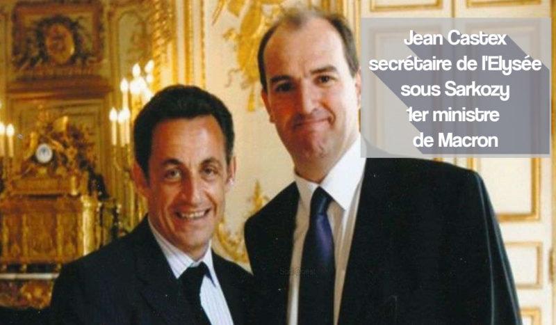 Avec Castex, Macron persévère dans sa politique brutalement droitière au service du MEDEF et de l'UE.