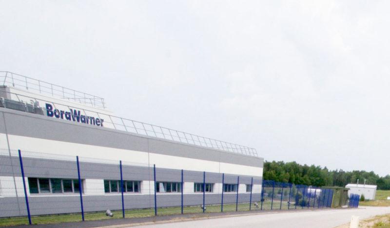 En Corrèze, le PRCF apporte son soutien à la défense de l'usine BorgWarner